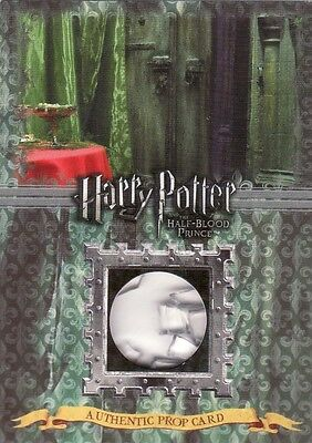 Harry Potter Half Blood Prince Chicken Foot Goblets Ci4 Incentive Prop Card