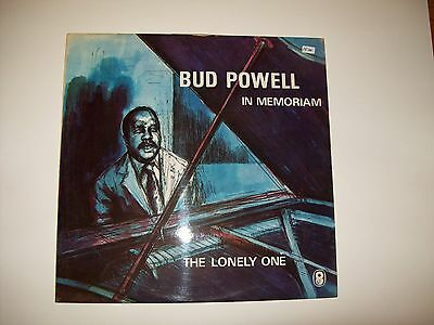 Bud Powell-The lonely one World Record Club vinyl release