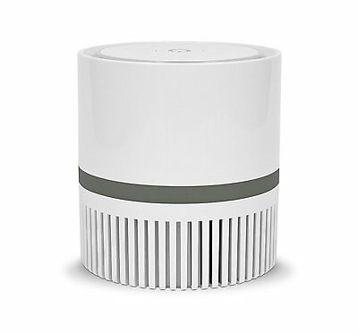 Envion 90TP100CD01-W Therapure Compact 360 Hepa Filter Air Purifier, Grey