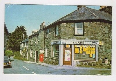 Postcard of Llwyngwril,The Post Office, Merionethshire 1980's