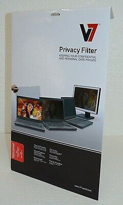 V7 PS22.0WA2-2N LCD Privacy Filter for 22 Inch Widescreen