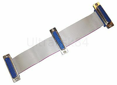 ILDA Y splitter x-axis laser pangolin show mirror d-sub db25 cable best fast