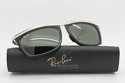 Vintage - Ray Ban Olympian II 5 1/4 - /  B&L MADE in U.S.A / CASE