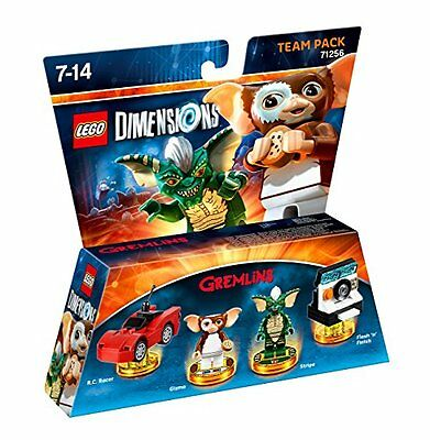LEGO Dimensions Team Pack Gremlins 71256 IT IMPORT LEGO