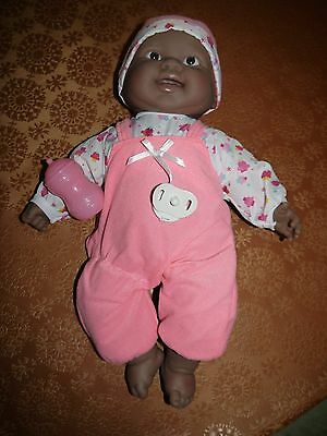 berenguer doll approx 52 cm new never played with dark skin