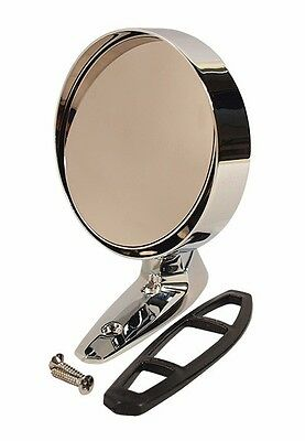 1964-1966 Ford Mustang Deluxe Outside Mirror - Right / Passenger Side