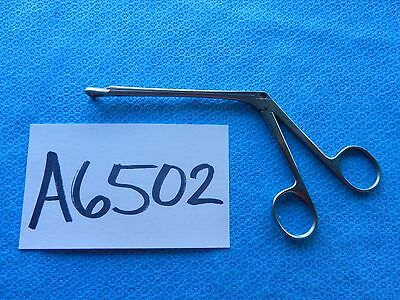 Aesculap Surgical ENT Through Cutting Schmeden Tonsil Punch  OK647