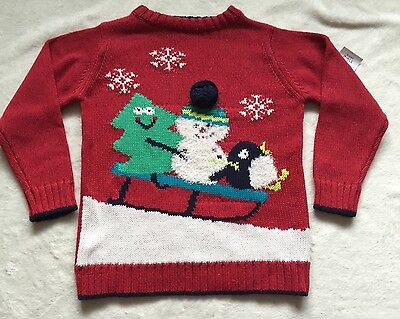 Baby boy Christmas jumper age 18-24 months