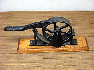 Antique Vintage Cast Iron No. 2 Cork Press
