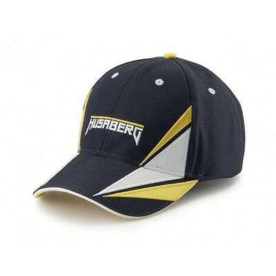 Rare New Husaberg Racing Cap Mens Fitted Logo Cap Size L/xl Now $29.99 Free Ship