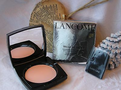 Lancome Belle De Teint -  Face Powder #01 Belle de Rose - Natural Healthy Glow