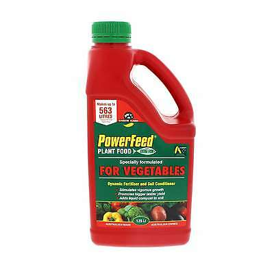 Powerfeed For Vegetables Concentrate Stimulates Vigorous Growth Seasol 1.25L