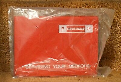 BEDFORD Bus and Coach Handbook 1978 *NEAR-MINT* (Sealed in original packaging)