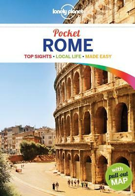 NEW Rome By Lonely Planet Travel Guide Paperback Free Shipping