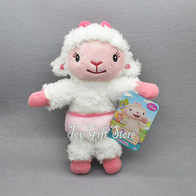 "Lambie 8"" Doc McStuffins Friend Plush Doll Figure"