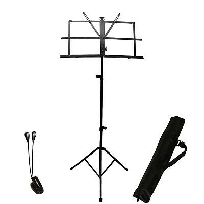 ChromaCast Folding Music Stand Performer Pack