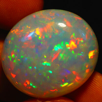 24.80ct Simply the Finest 3D/MIX MEZEZZO Crystal Opal Tsehay Mewucha Solid Opal