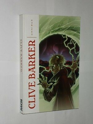 Clive Barker Omnibus. IDW Graphic Novel. Softback Book 2011.