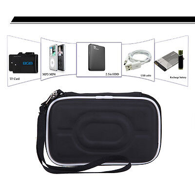 "Carry Case Cover Pouch Bag for 2.5"" USB External Hard Disk Drive Protect NEW"