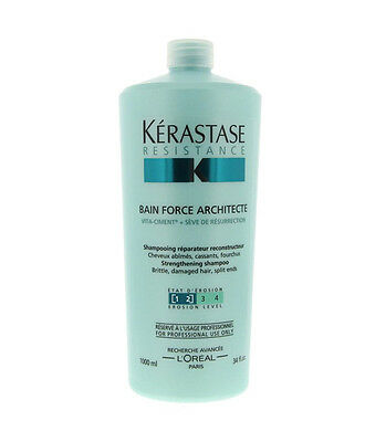 Resistance Bain Force Architecte 1-2 Shampooing 1000ml