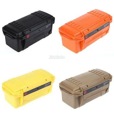 Waterproof Box Storage Outdoor Case Shockproof Box Camping Container Home Garden