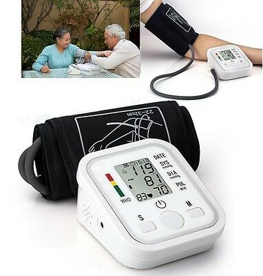 Intelligent Medically 99 Fully Automatic Upper Arm Blood Pressure Monitor