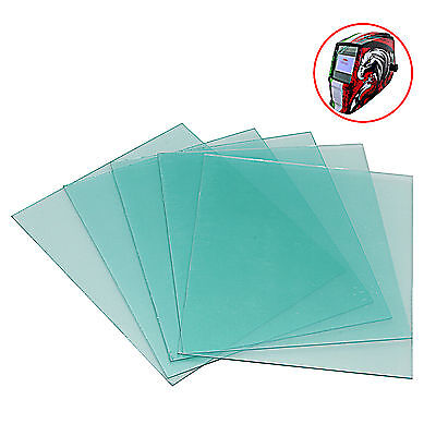 Hot 5/10/20pcs Welding Helmet Replacement Lens Cover (Outer) -5.23'' x 4.48''