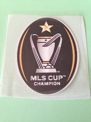 MLS Major League Soccer CUP CHAMPION Soccer Football Badge Patch