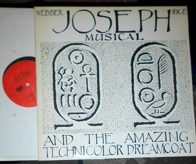 Katharineum Lübeck Joseph And The Amazing Technicolor Dreamcoat (Webber/rice) Lp