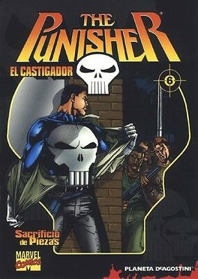 THE PUNISHER. COLECCIONABLE nº 6