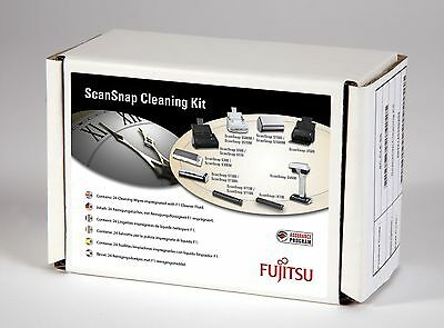 Fujitsu Scanner Scansnap Cleaning Kit - SC-CLE-SS