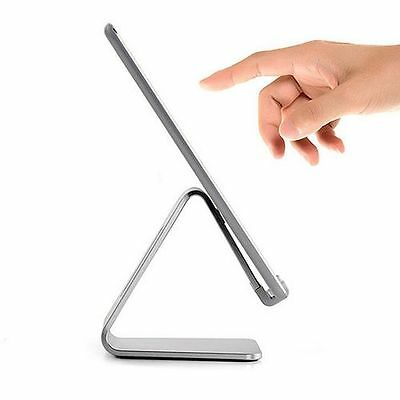 Aluminum Desk Mount Stand Holder For iPad 2 3 4 Mini Air Samsung Tablet iPhone 6