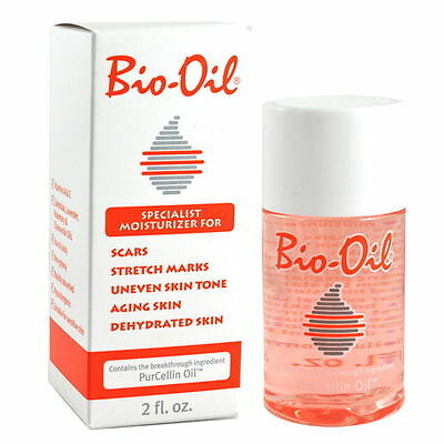 Bio-Oil with PurCellin Oil Skincare for Scars Stretch Marks Aging Skin 60 ml/2oz