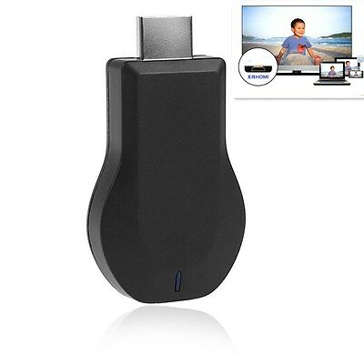 WiFi 1080P HDMI AV Adapter Cable Connect SAMSUNG GALAXY S6 S7 / S7 Edge Dongle