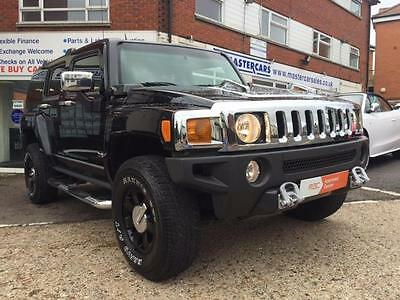 Hummer H3 3.5 Automatic 2006MY For Sale at Master Cars Hitchin