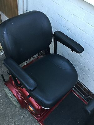 Rascal mobility scooter. Seat.Parts Spares Used