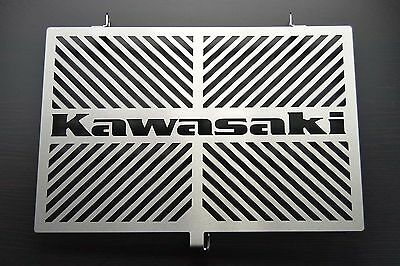 Kawasaki Versys 1000 12-14 SP Engineering Brushed Stainless Radiator Cover Guard