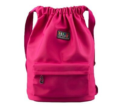 Nylon outdoor capming Backpack Bag All Matched Waterproof Canvas Mochila