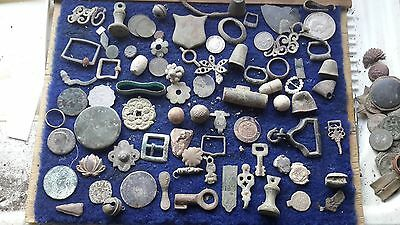 Big Lot Of Detecting Found Artifacts From Various Countries 15