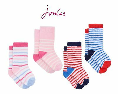 Joules Baby Terry Supersoft Towelling Socks - AW16