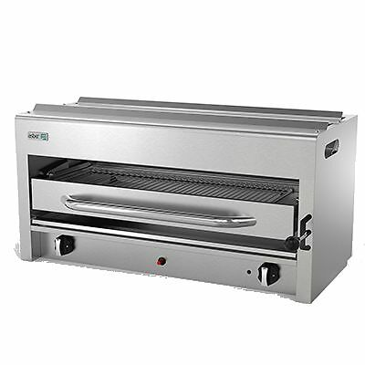 Asber AESB-36 Salamander Broiler Gas Range or Wall-mount