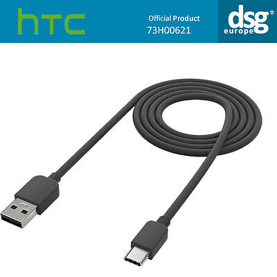 Genuine Htc Usb Type-C Data Charge Cable Lead Htc10 73H00621