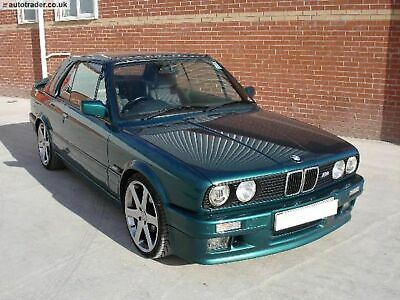 BMW E30 M-Tech 2 Full Body Kit Front/Rear Bumper Sides/Door Pods and Spoiler!