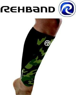 Rehband 106317 Calf Support Shin Sleeve Crossfit Weightlifting Powerlifting