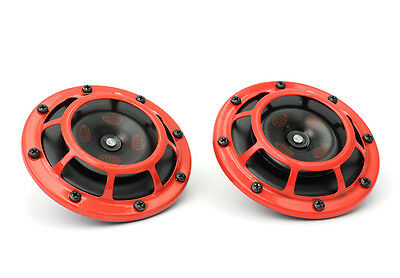 Perrin Performance Hella Horn Pair / Set - B133