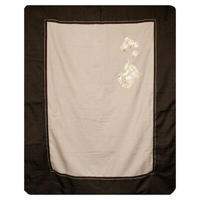 SALE Graham & Brown Eleflump Bedspread Nursery 140cm x 200cm Was £50 Now £20