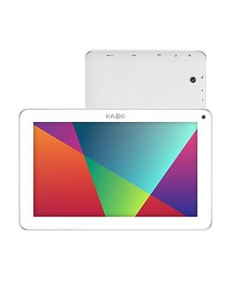"Speed Tablet 10.1"" Hd Quad Core 1Gb Ram 8Gb Hdd Android 4.4+Fund"