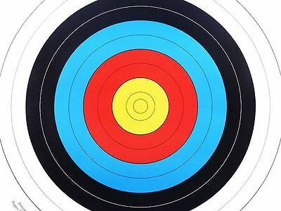 20 x 60x60cm PRO TARGETS FACES FOR ARCHERY & CROSSBOW