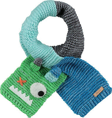Barts Cuddle Children's Scarf - Green