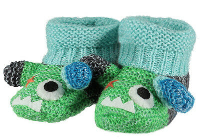 Barts Cuddle Shoes - Green
